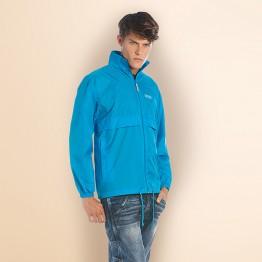 Jacheta impermeabila , ultra usoara , din Nylon Taffeta  , diverse culori