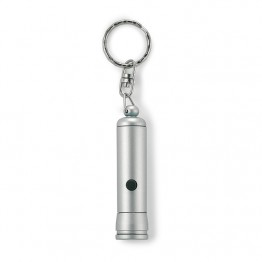Lanternă din plastic cu breloc IT3023-14