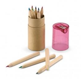 12 creioane colorate în tub    KC6230-25