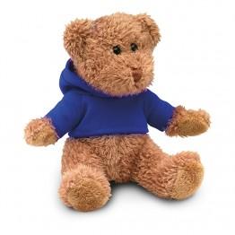 Ursuleț din pluș cu tricou     MO7375-04