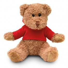 Ursuleț din pluș cu tricou     MO7375-05