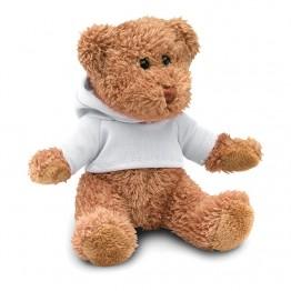 Ursuleț din pluș cu tricou     MO7375-06