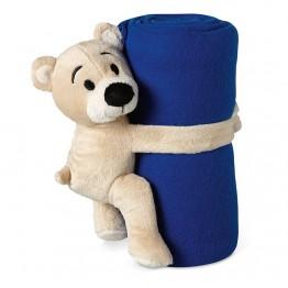 Pătură polar cu ursuleț        MO8252-04