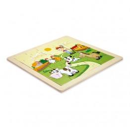 Puzzle din lemn                MO8613-99