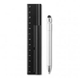 Riglă de 12 cm cu pix          MO8628-03
