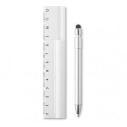 Riglă de 12 cm cu pix          MO8628-06