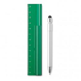 Riglă de 12 cm cu pix          MO8628-24