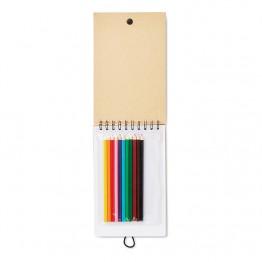 Set de desenat cu 12 creioane  MO8667-13