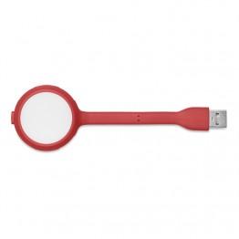 Port USB 4 intrări cu 5 leduri MO8670-05