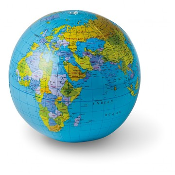 Minge gonflabilă glob          MO8707-99