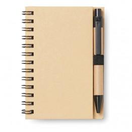 Notebook A7 cu pix, 40 pagini  MO8759-13