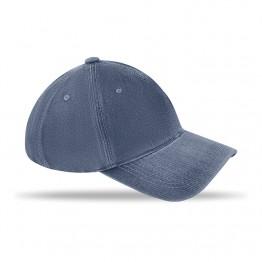 Șapcă cu 6 panele prespălată   MO8833-04