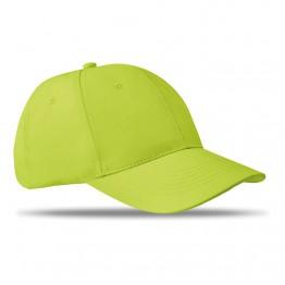 Șapcă cu 6 panele              MO8834-48