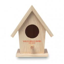 Căsuță din lemn pentru păsări  MO9011-13