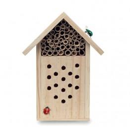 Căsuță din lemn pentru insecte MO9012-13